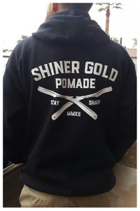 Image of SHINER GOLD HOODIE
