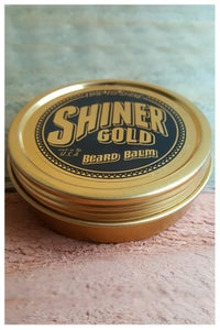 Image of SHINER GOLD BEARD BALM