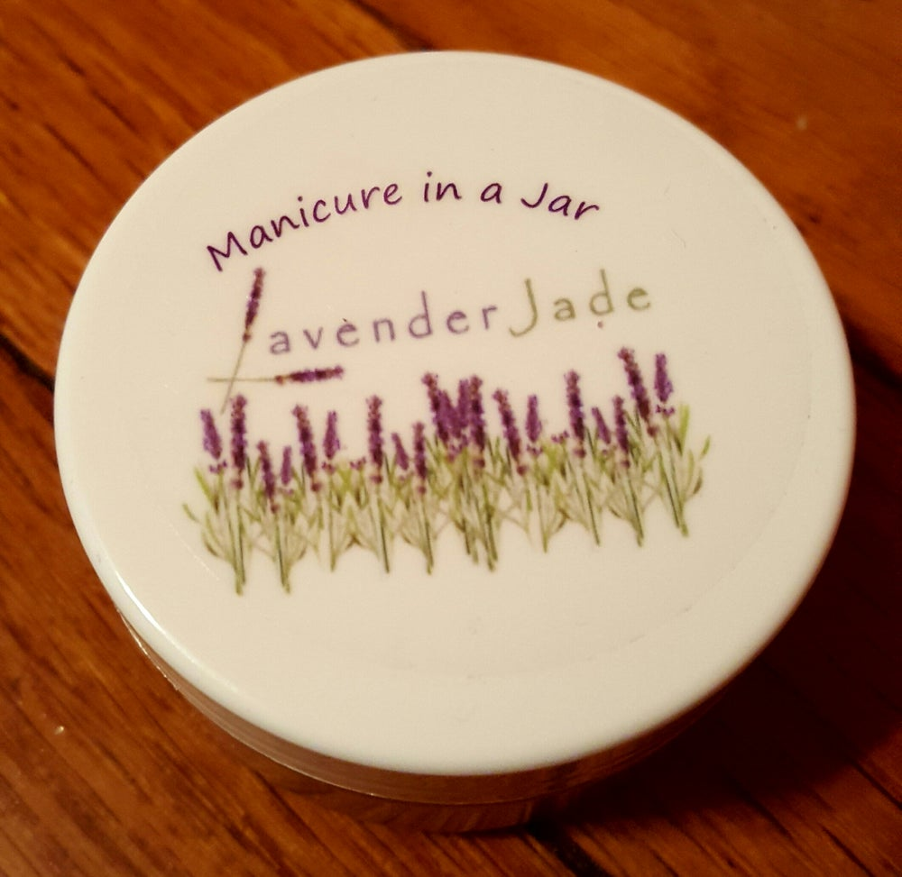 Image of Manicure In A Jar