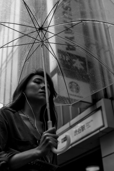 Image of Rain Day, Tokyo, 2015