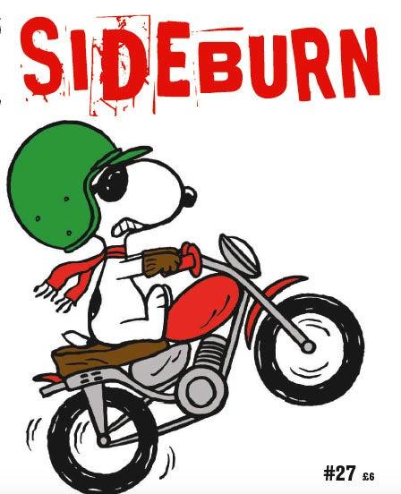 Sideburn 27 Cover 2 Sideburn