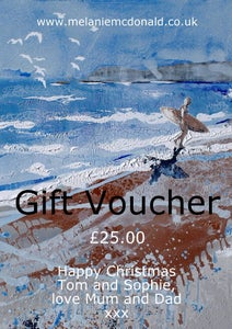 Image of Personalized Gift Vouchers