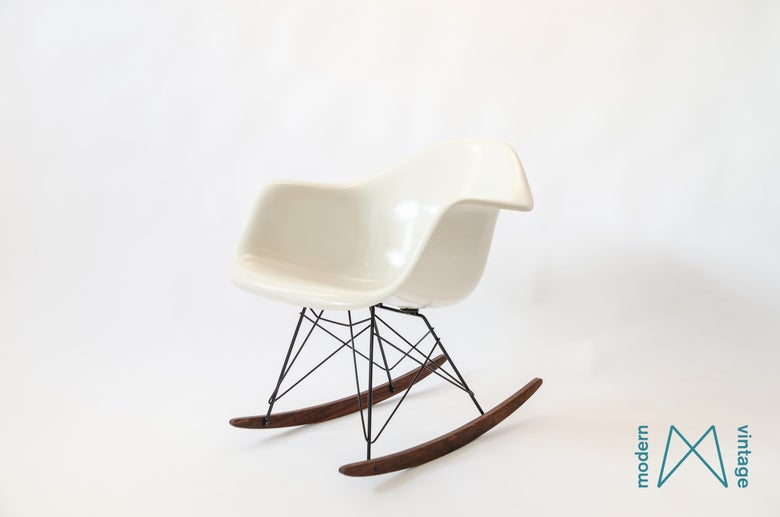 Image of Eames RAR Off White