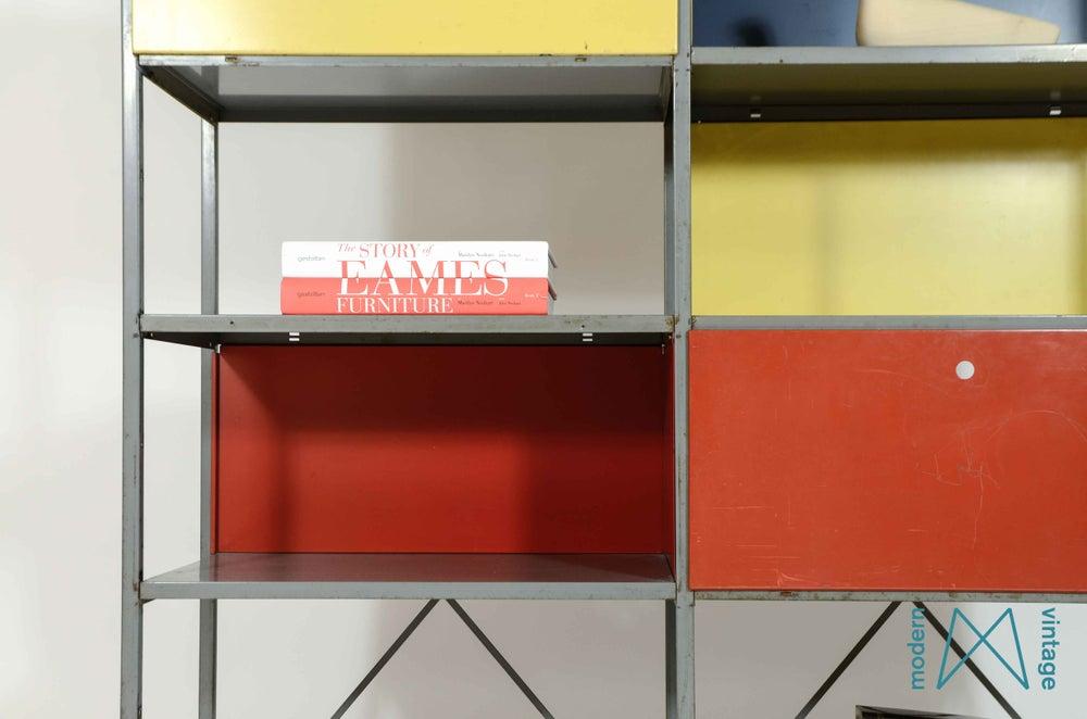 Image of Gispen cabinet 663 Rietveld Dutch Design Very rare