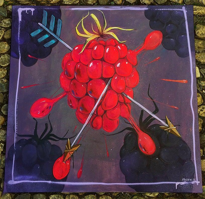 Image of Raspberry Dreams