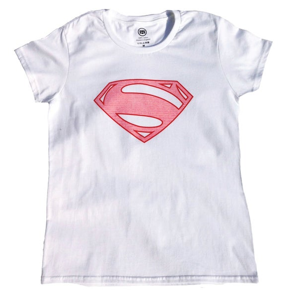 Image of Superman T-shirt (Womens)