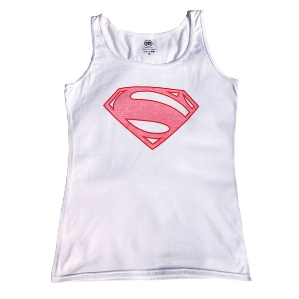 Image of Superman Vest (Womens)