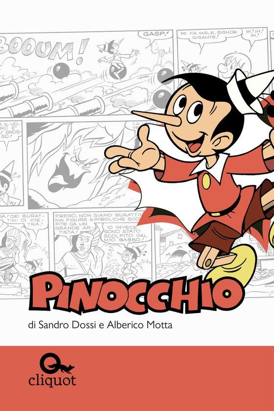 Image of *Pinocchio* di Sandro Dossi e Alberico Motta