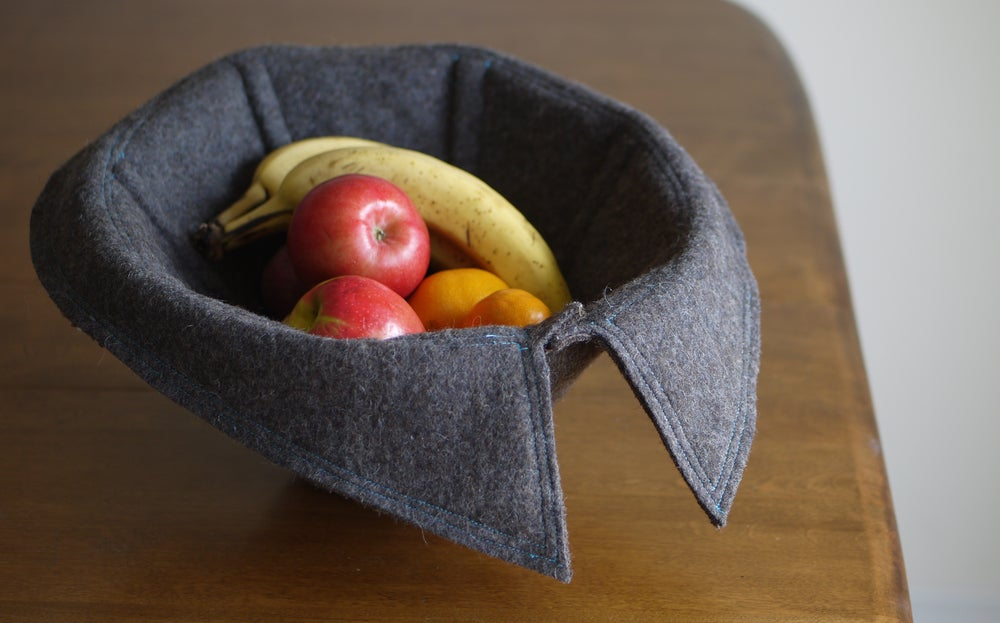 Image of Collared Bowl