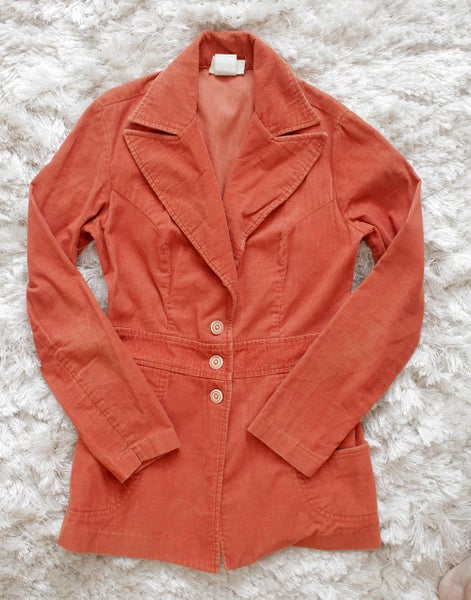 Image of Vintage Corduroy Blazer/Jacket