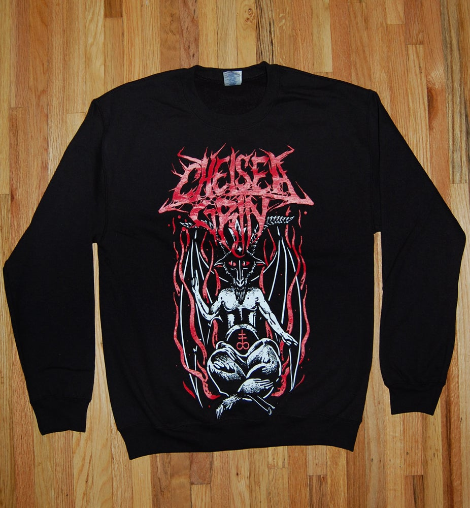 Image of Doom Lord Crewneck Sweater