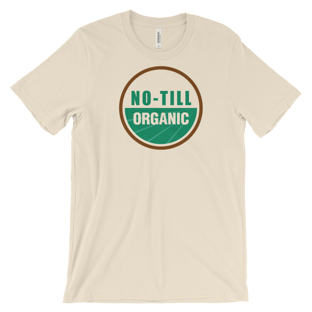 Image of No-Till Organics Unisex T-Shirt