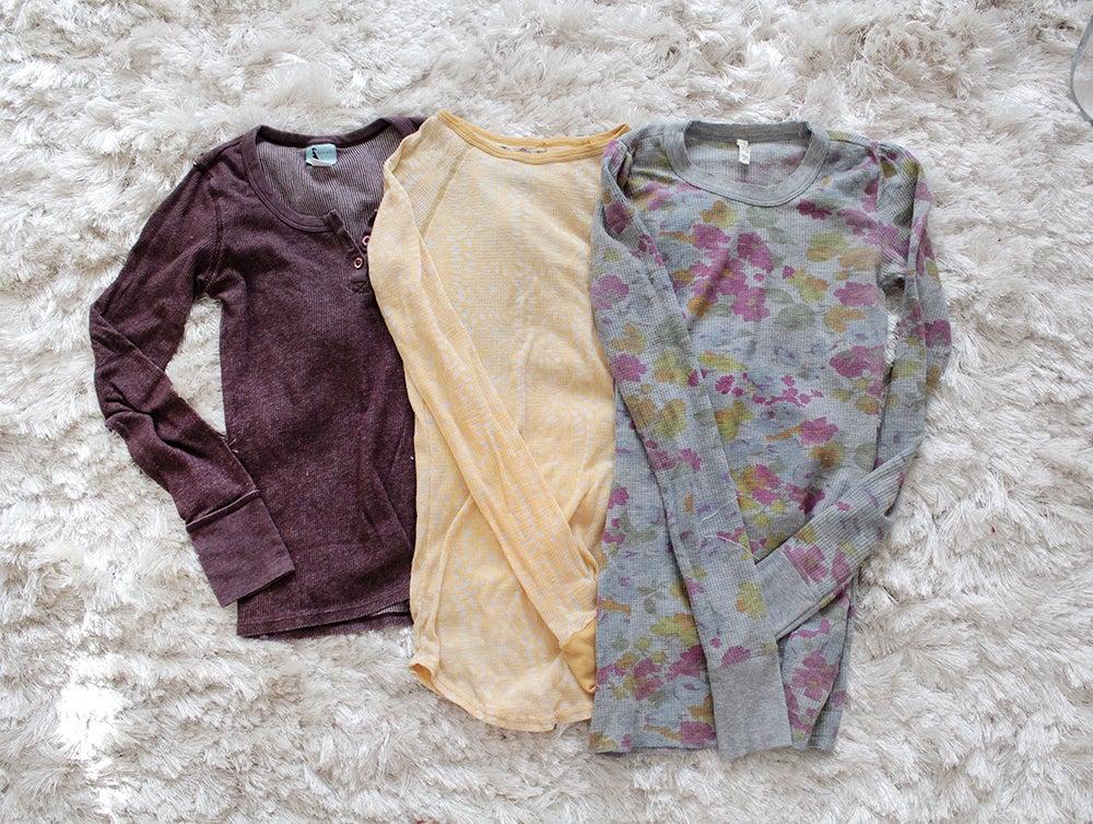 Image of Bundle of 3 Long Sleeve Shirts