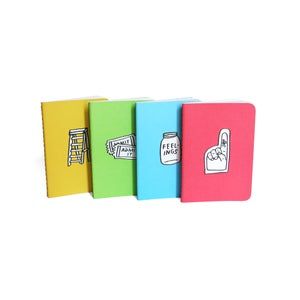 Image of Mini Notebook Set