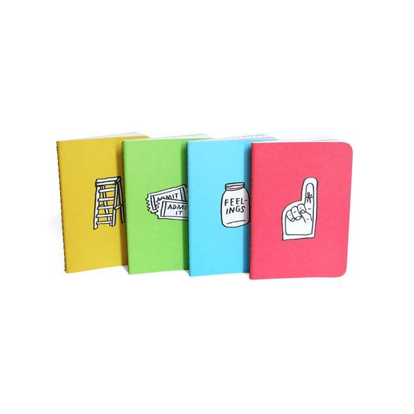 Image of Mini Notebook Set