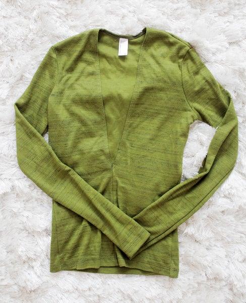 Image of NWOT American Apparel LS Shirt