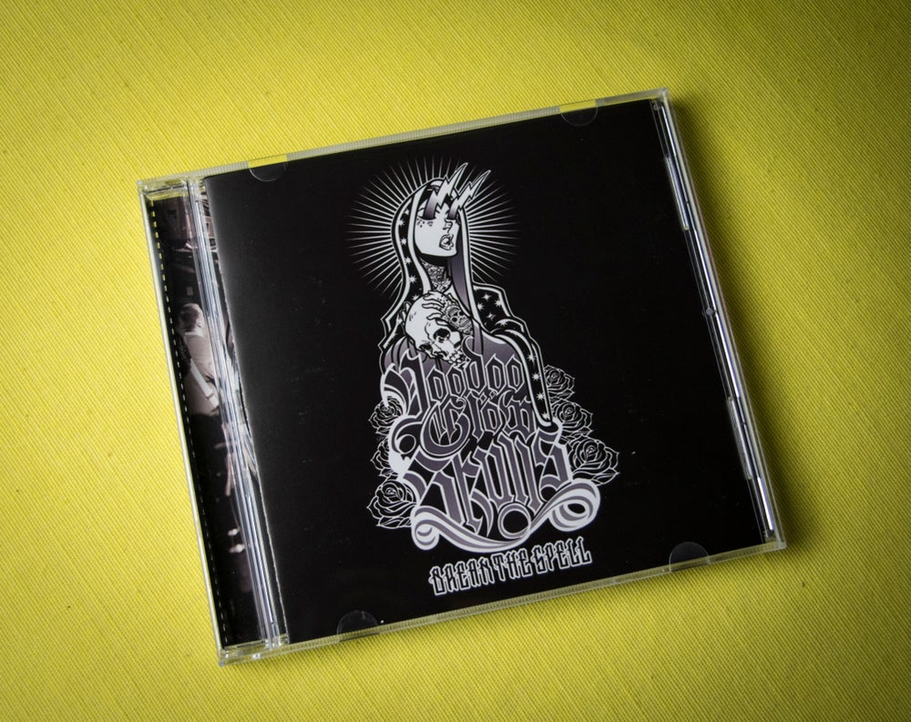 Image of Break The Spell CD
