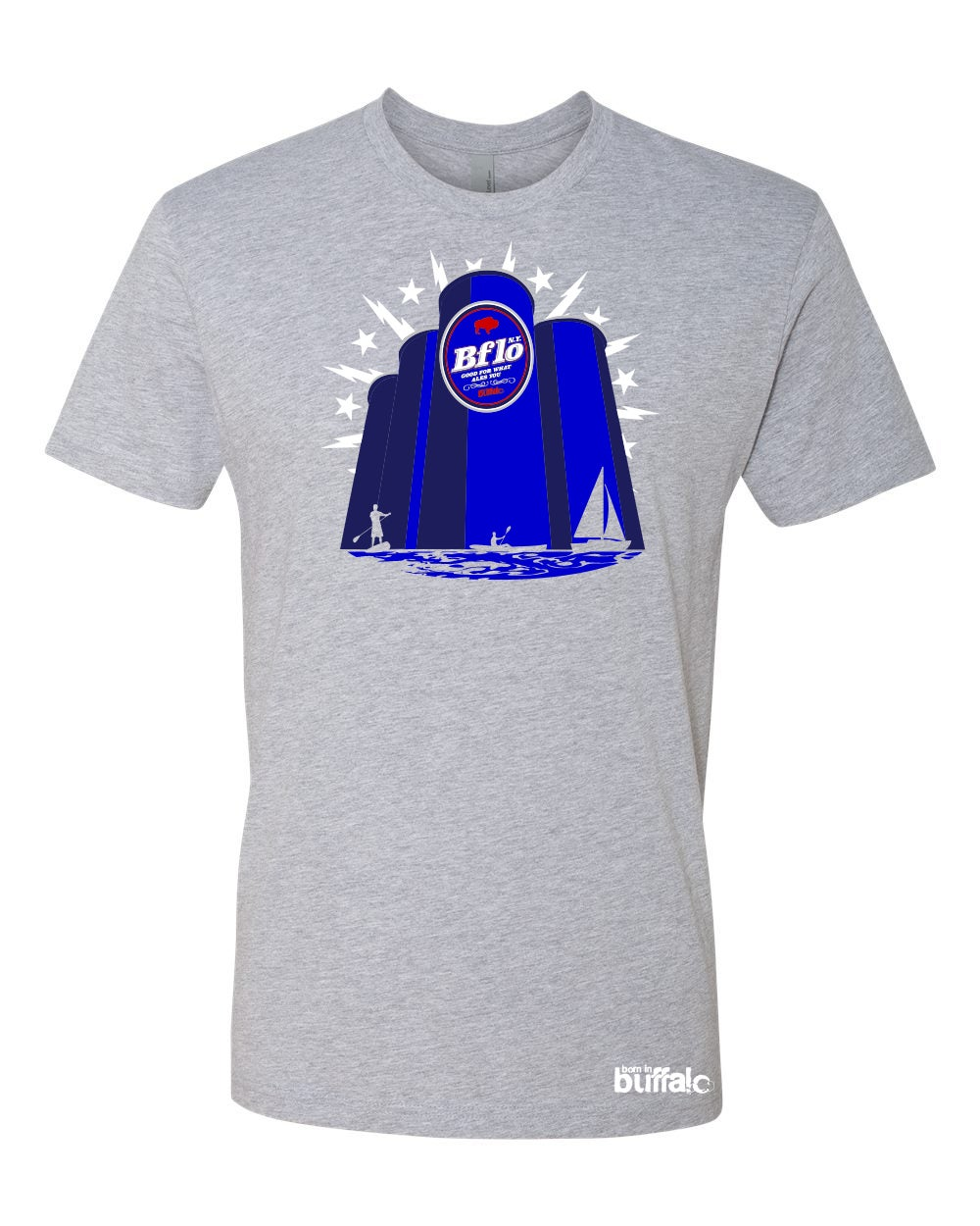 Image of BFLO New York... Good For What Ales You T-Shirt