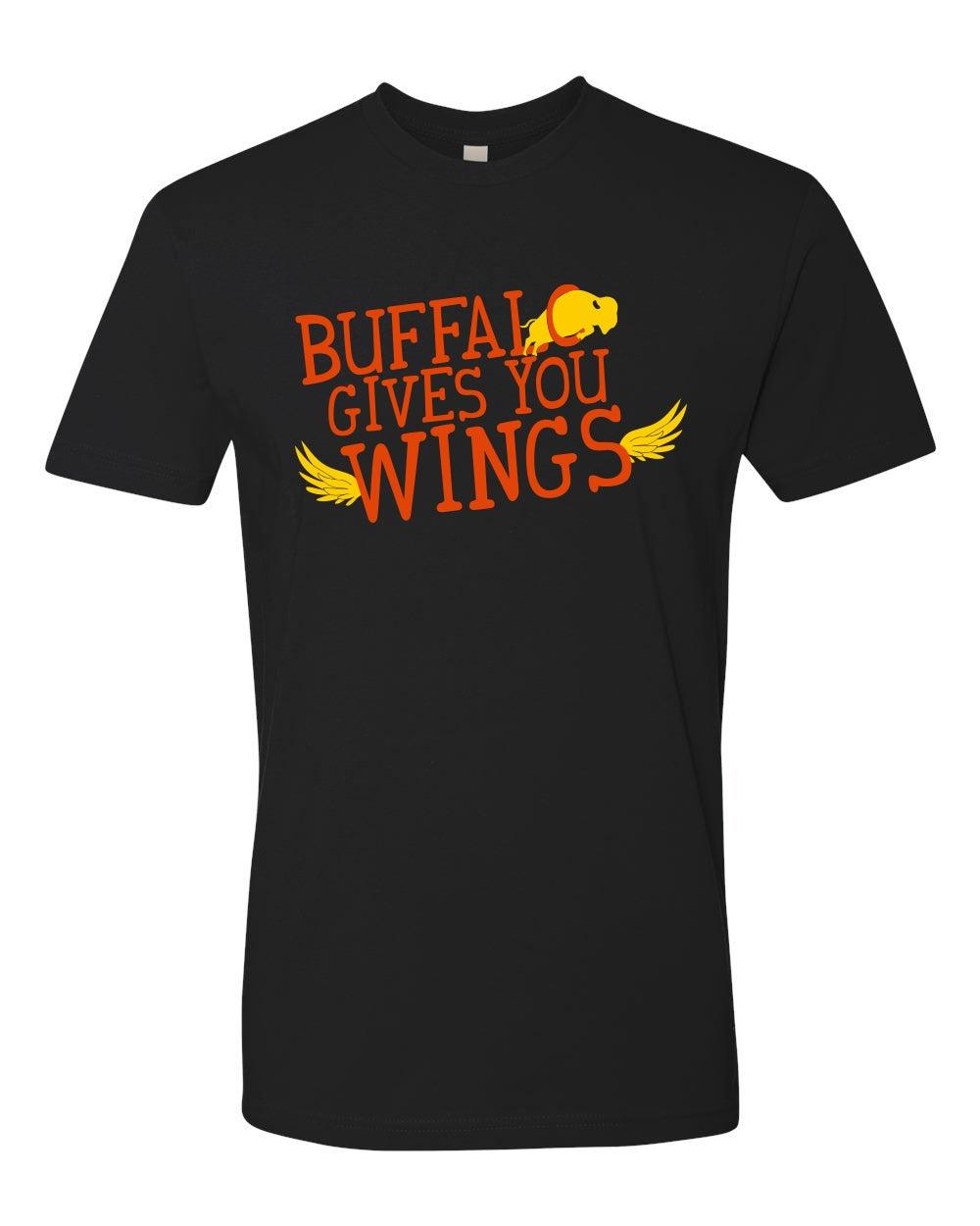 Image of Buffalo Give You Wings