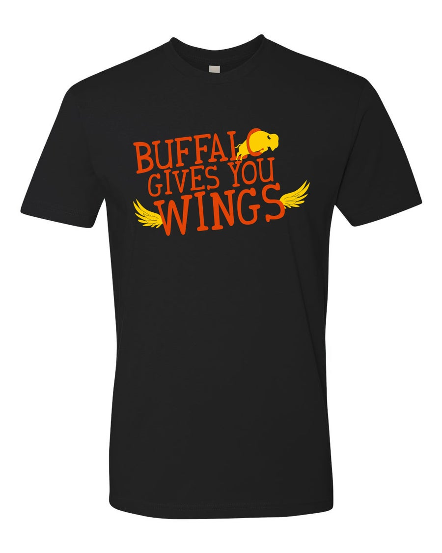 Image of Buffalo Give You Wings