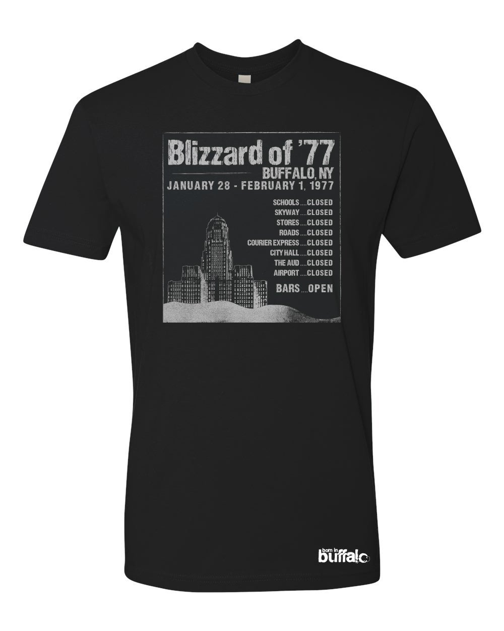 Image of Blizzard of '77