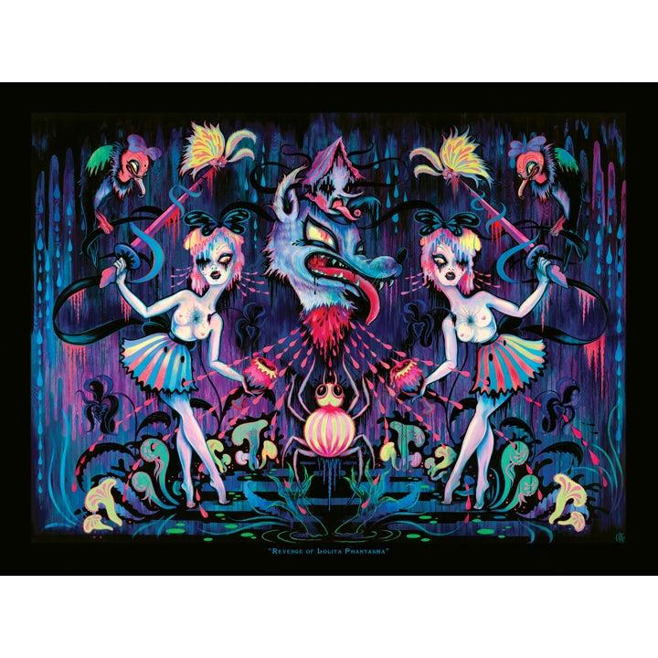 "Image of ""Revenge of Lolita Phantasma"" poster"