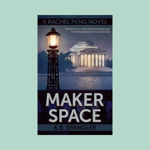 Image of Maker Space (A Rachel Peng Novel) - .pdf, .mobi, and .epub