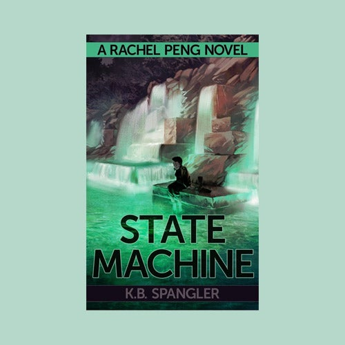 Image of State Machine - signed copy