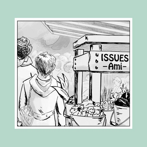 Image of ISSUES: Ami's Story - a downloadable .pdf