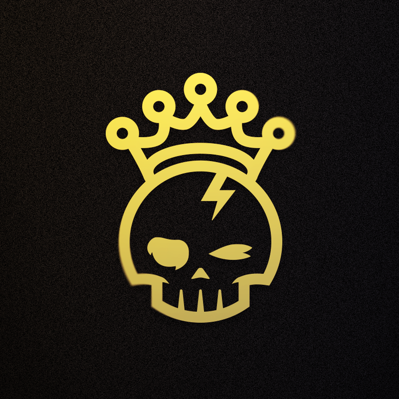 "Image of ""Dead King"" Logo - 1-Time Sale"