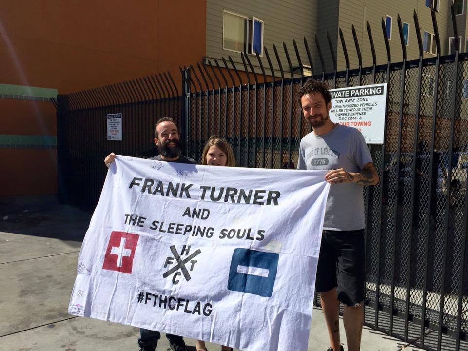 Image of SGFW Wristband + Tour Flag Entry
