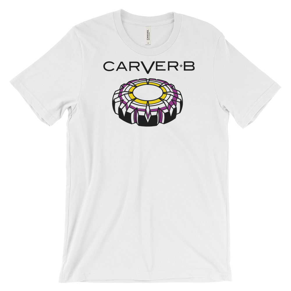 Image of Carver B Unisex T-Shirt