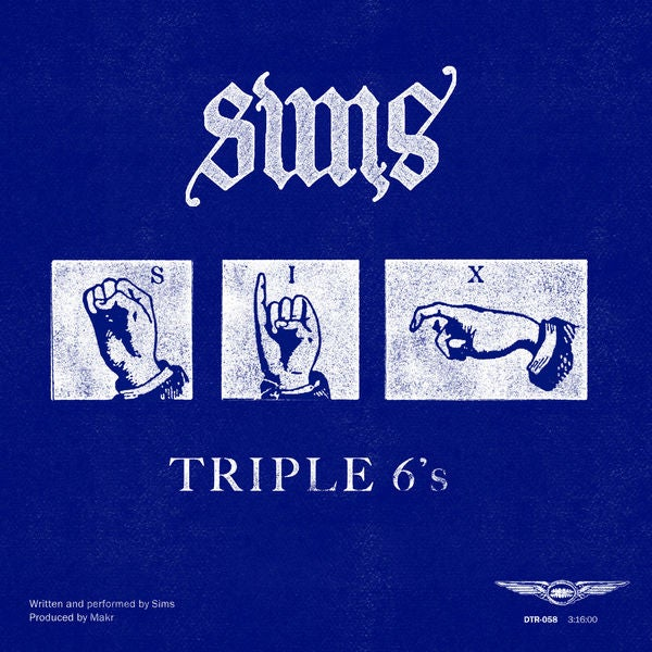 Image of Triple 6s - Sims