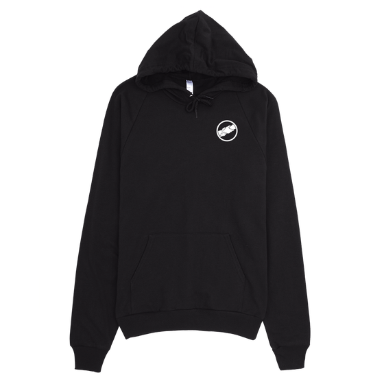 Image of Pocket Hoodie - Black