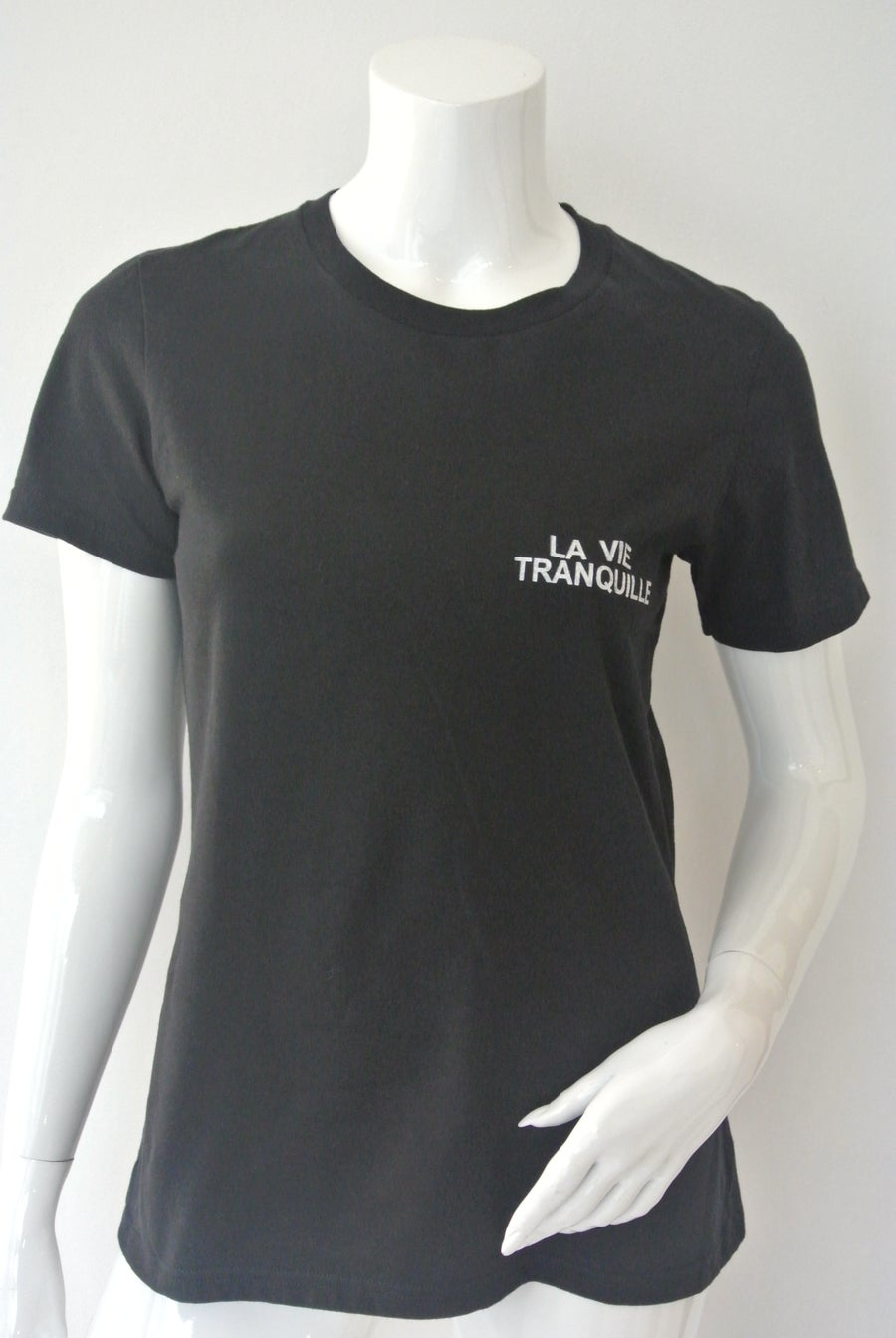 Image of T-shirt 'la vie tranquille""