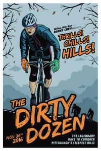 Image of Dirty Dozen 2016 Poster