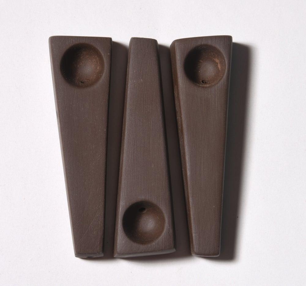 Image of Matte Raw Porcelain Brown