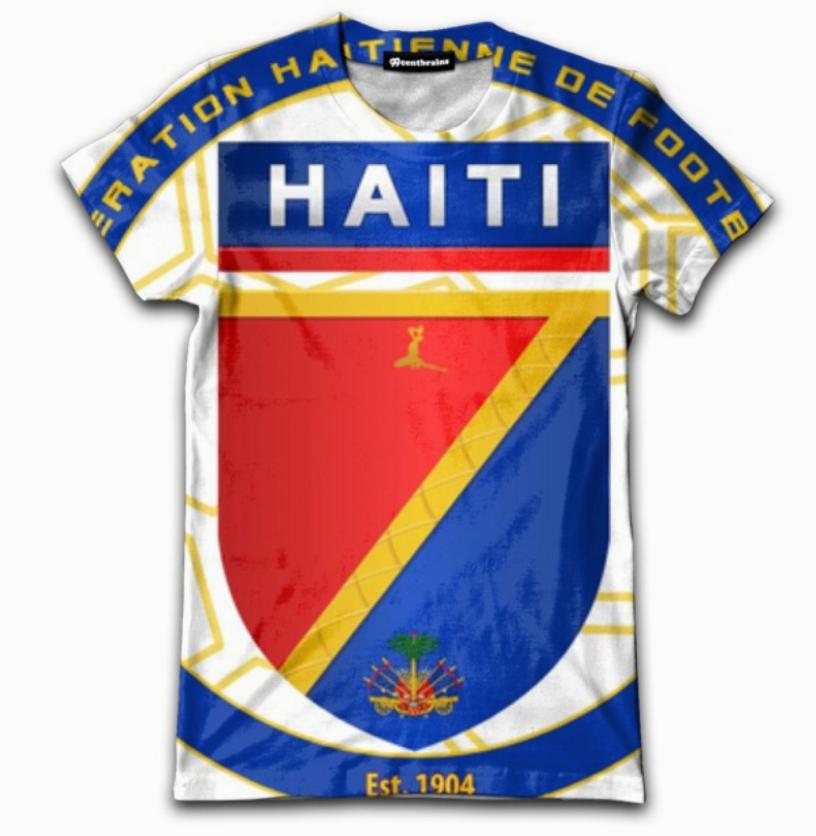 Image of IET Haitian Futbol Tee