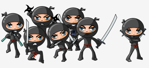 Image of Social Media Ninja Training