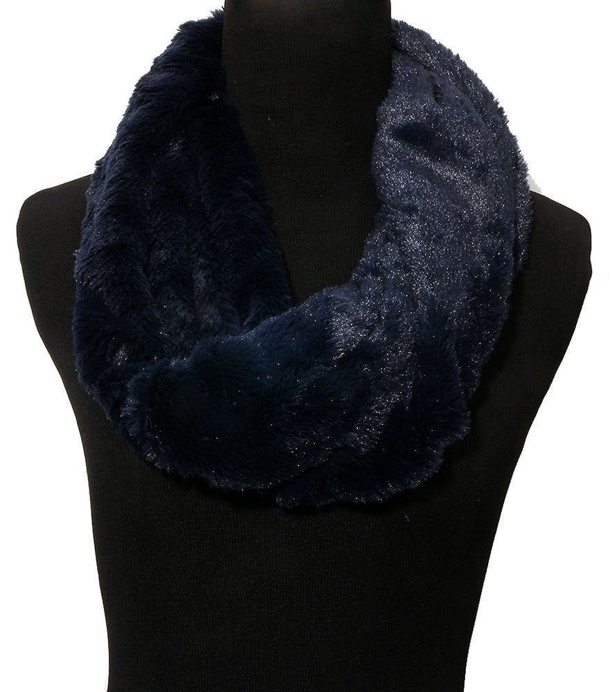 Image of Infinity Fur Scarf