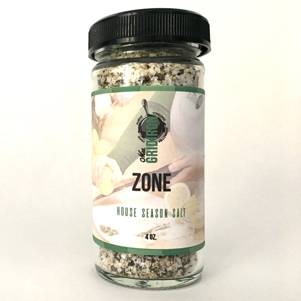 Image of ZONE: Mrs. Gridiron House Season Salt
