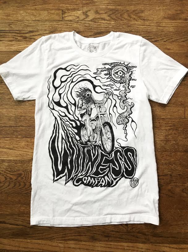 Image of Hillbilly Rider Tee