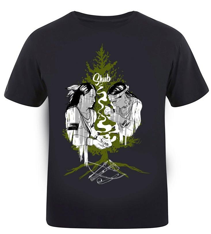 Image of Tree of Peace / Black