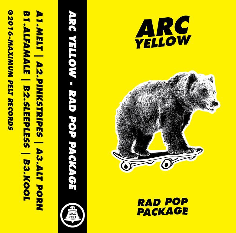 "Image of MP-94 ARC YELLOW ""RAD POP PACKAGE"""