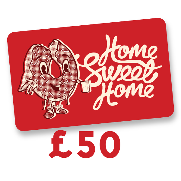 Image of £50 Gift Card