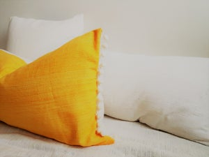 Image of Sunshine Gabi Pillow - Lumbar