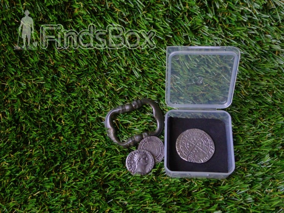 Image of Metal Detecting Father's Day Gift -Five Field Finds Boxes