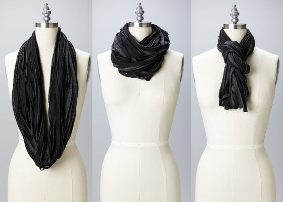 Image of Straw Scarf