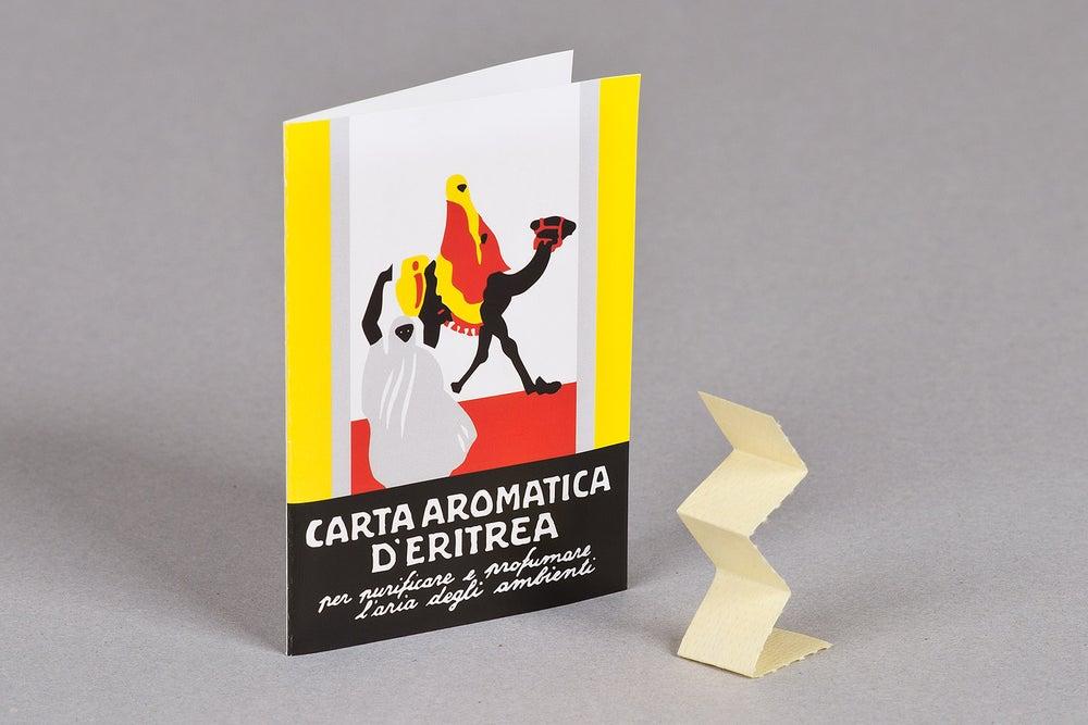 Image of CARTA D'ERITREA / ERITREA SCENTED PAPER