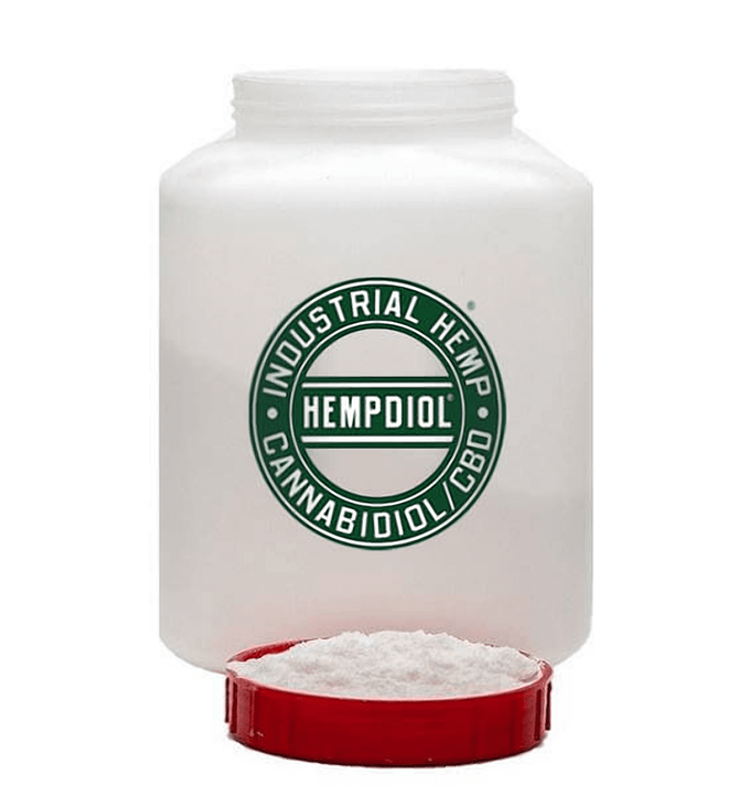 Image of Hempdiol® CBD Powder / Isolate